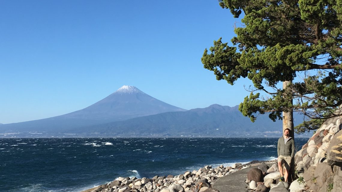 Mount Fuji – 富士山 – The journey is the destination